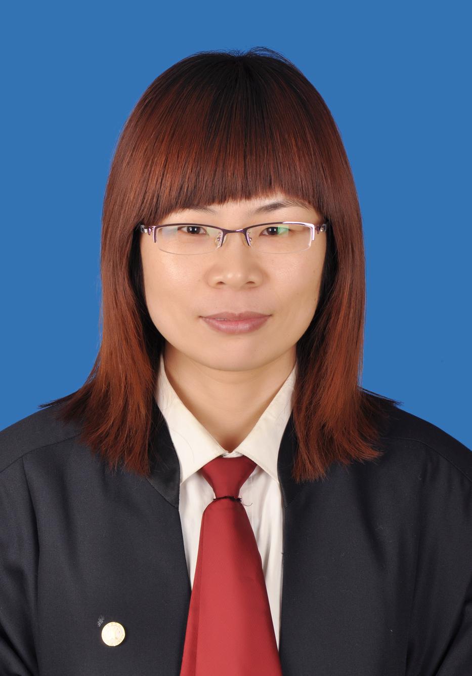 杨丽花律师